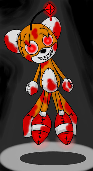 El muñeco asesino de Sega Tails_10