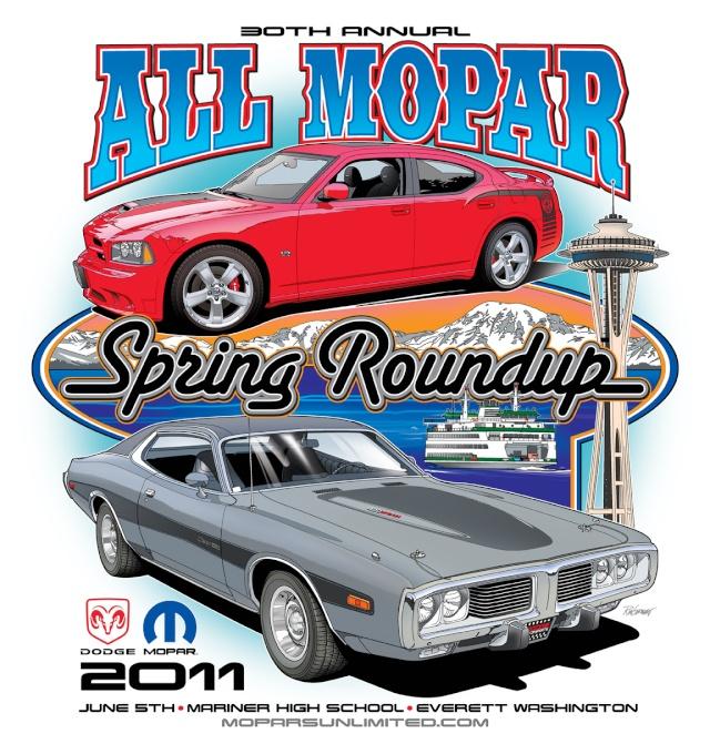 All Mopar Spring Roundup - June 5th 2011 2011sp10
