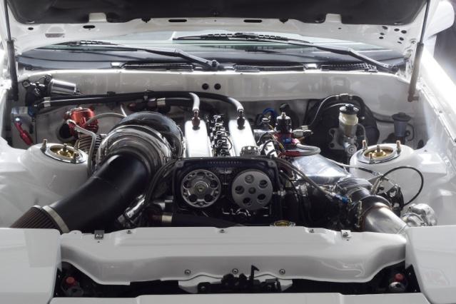 9 sec street Supra Engine10