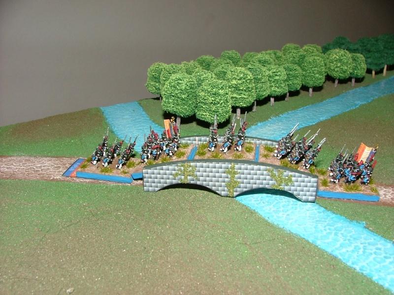 Diorama della battaglia di Lutzen - 2 maggio 1813 (working progress) Dscf4918