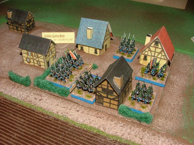 Diorama della battaglia di Lutzen - 2 maggio 1813 (working progress) Dscf4921