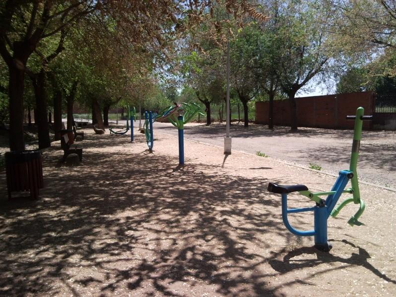 Foto parque de los patos 11041516