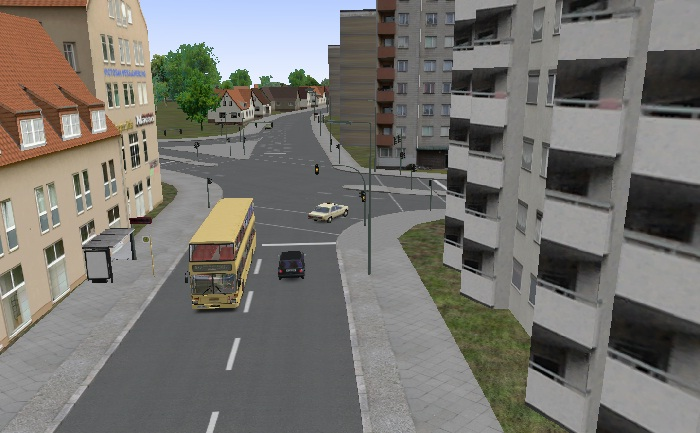 M32 Rathaus Spandau <=> Staaken Magist10