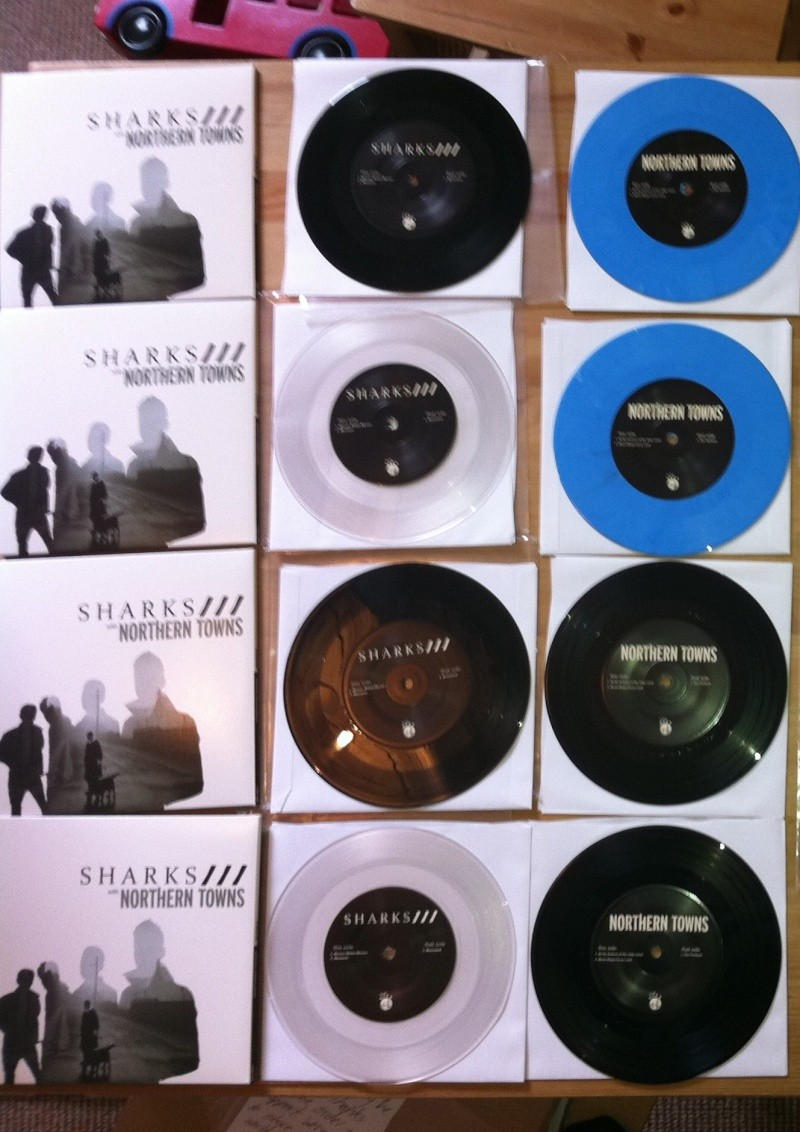 my Sharks Vinyl & CD collection Image10