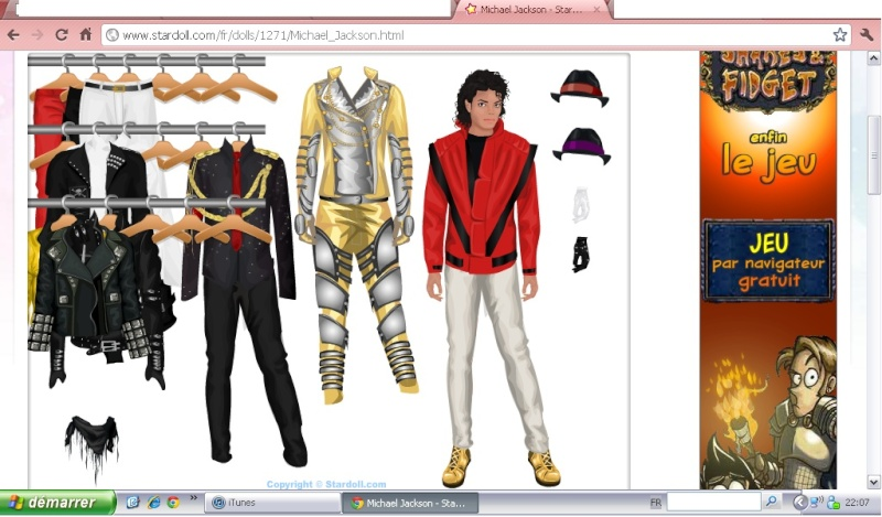 Stardoll, star fame fashion...and Michael!! Michae30