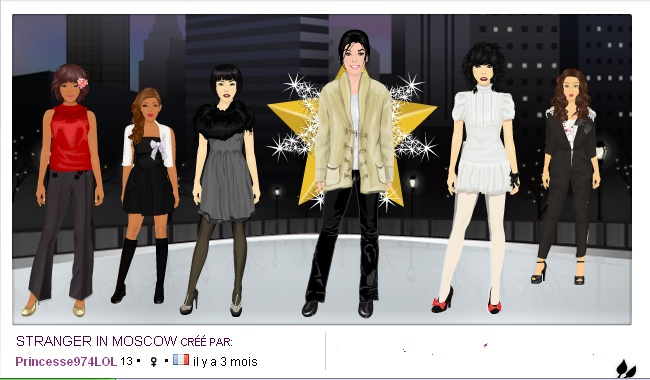 Stardoll, star fame fashion...and Michael!! Strang10
