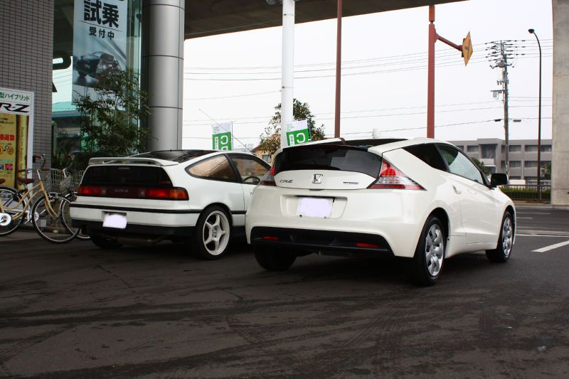 CRZ et CRX: Un air de filiation ? Crx_an10