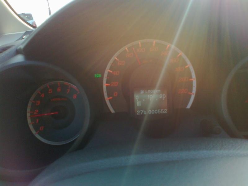 Test consumo carburante Foto0010