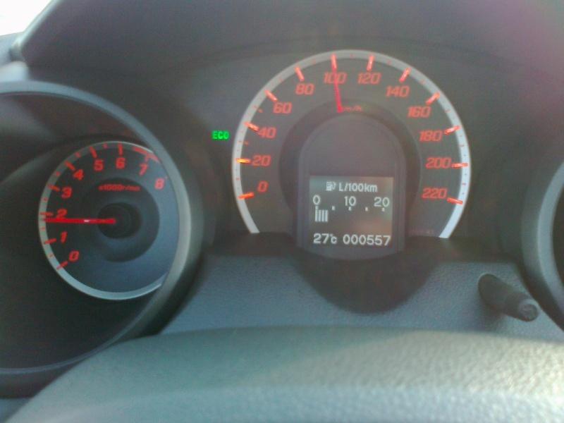 Test consumo carburante Foto0011