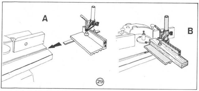 Rail pour combiné Kity Tablet11