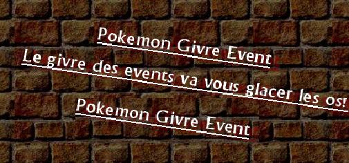 Pokémon-Givre-Event