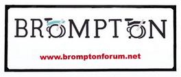 Nouveau Bromptoniste... [pyramus] Forum210