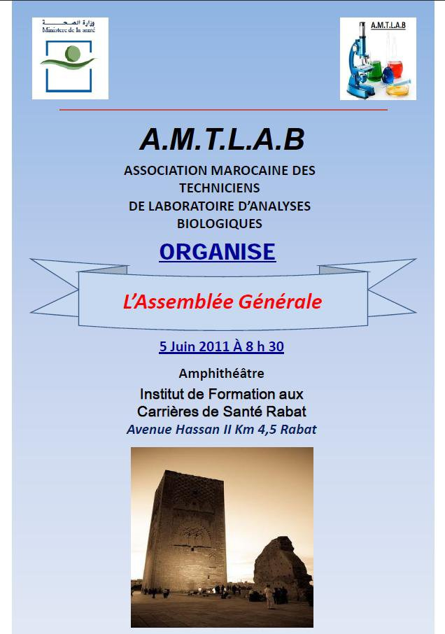 Assemblée de l'AMTLAB  24046710