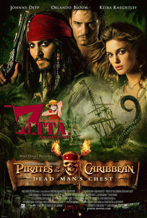 """حصرى : سلسلة أفلام Pirates of the caribbean """"ميديافاير"""" 211"""