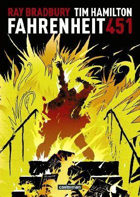 Fahrenheit 451 [Bradbury, Ray & Hamilton, Tim] Couver16