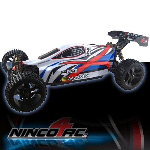 Le  E- Maxim ( version 1/5 brushless) by NINCO Ninrcc11
