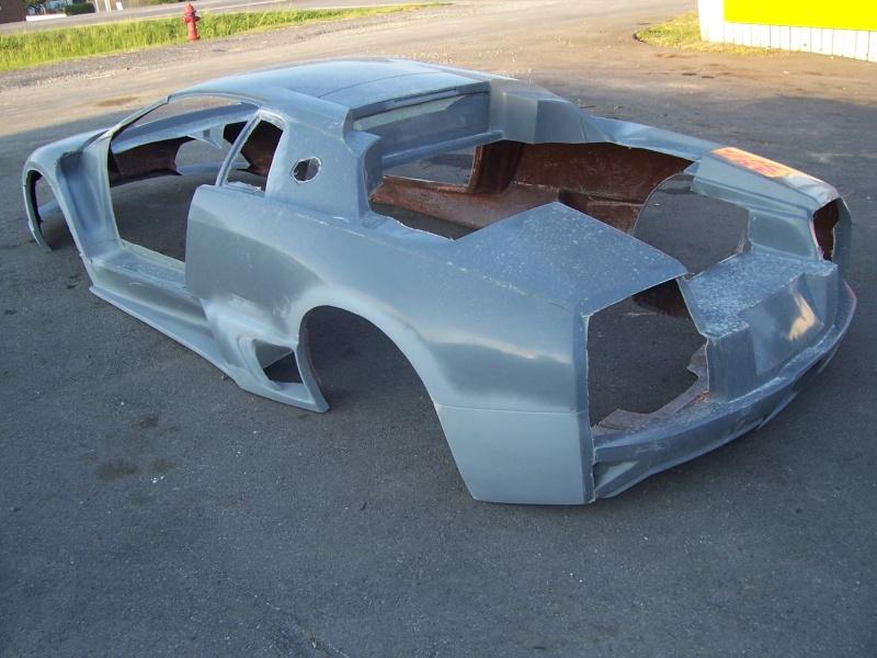 Construire une voiture en kit