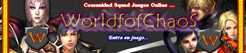 Worldf0fCha0s