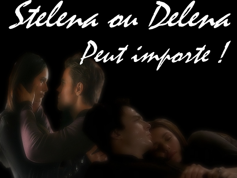 Mes montages :) Delena10