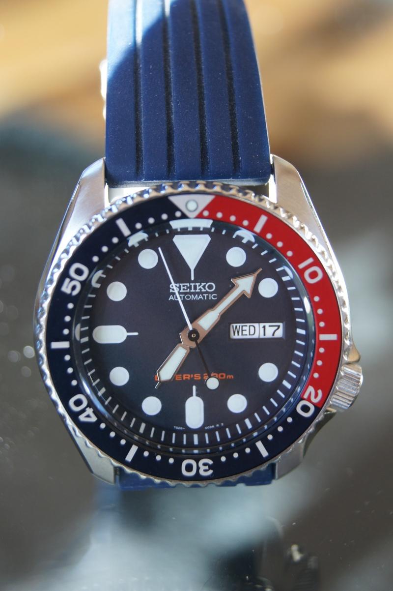 citizen - Seiko Diver's 200 SKX009K vs Citizen Promaster Diver NY2300 - Page 2 Seiko_11