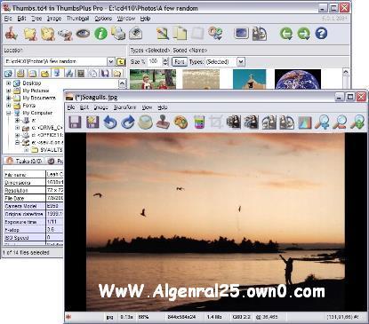 برنامج..للتصميم والكتابة على الصور بخط شفاف....... جميل جدا..ThumbsPlus 7  Combo710