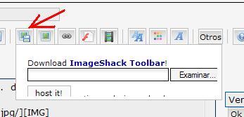 Tutorial para subir imágenes Alojar21