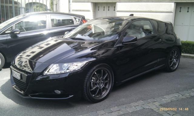 Les 7 coloris de la Honda CRZ Black_12