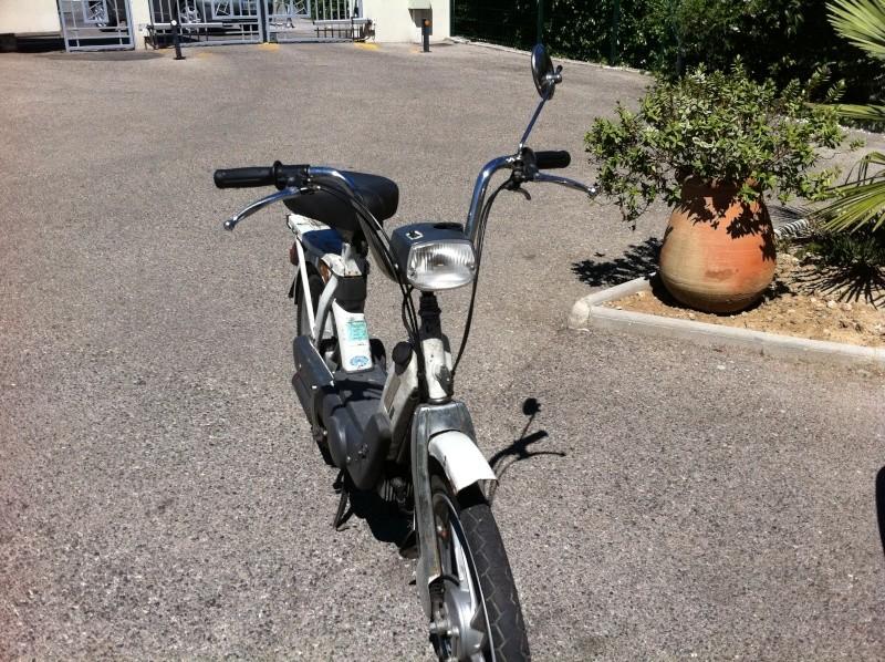 Restauration d'un Piaggio Ciao complète sans rien connaitre Img_0110