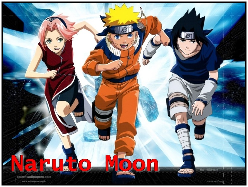 Naruto Moon Version