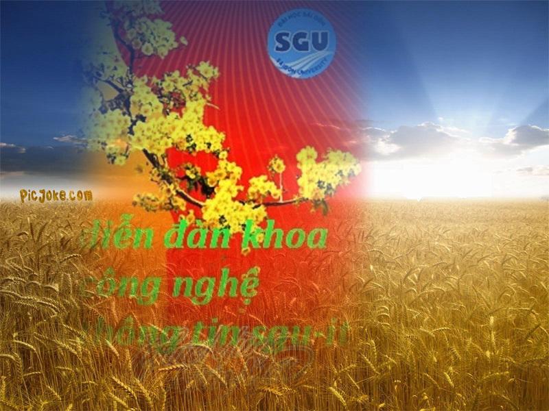 diễn đàn khoa công nghệ thông tin SGU-DCT1101