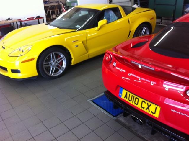 Lotus Evora Enduro GT Concept 2011 Foto113