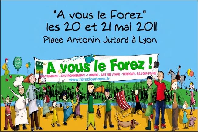 A Vous le Forez, les 20 & 21 mai 2011, place Antonin Jutard Image013