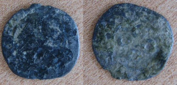 Denier de Melgeuil  Bronze12