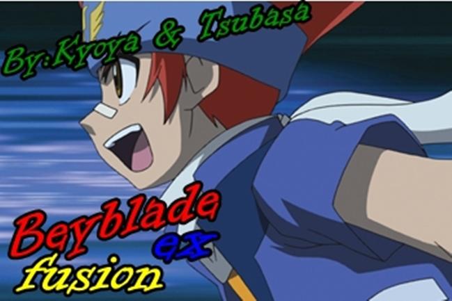 Beyblade Fusion EX