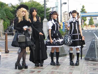 ★gothique lolita ★ Gothic11