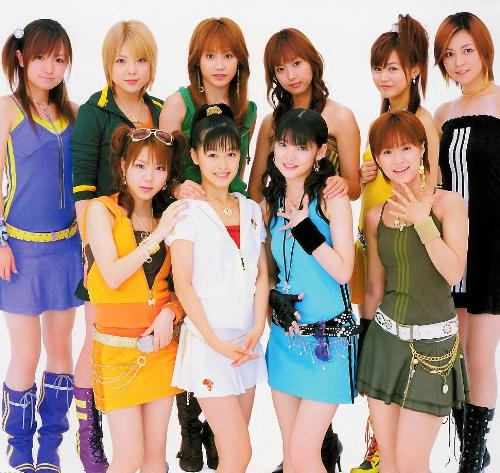 Morning Musume Mornin10