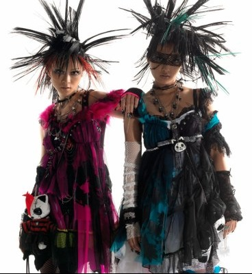 punk lolita Punk-l11
