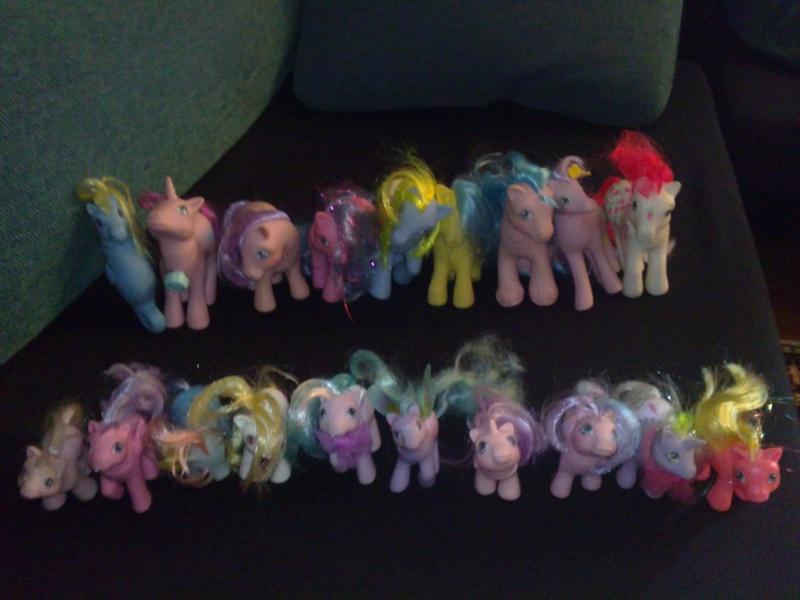 Mio mini pony cerco! 18062010