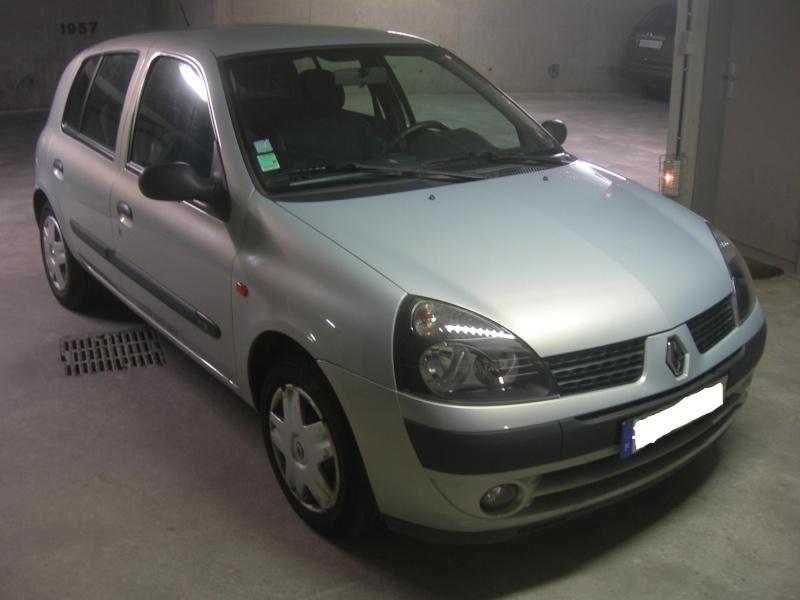 Renault CLIO à vendre- VENDUE Renaul13