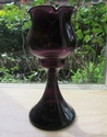 Amethyst bulb Vase Img_0815