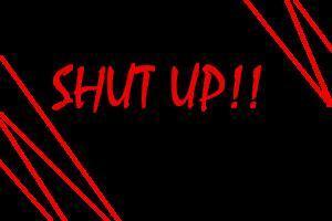 PROMOTE UFo- SHUT UP!! Su11