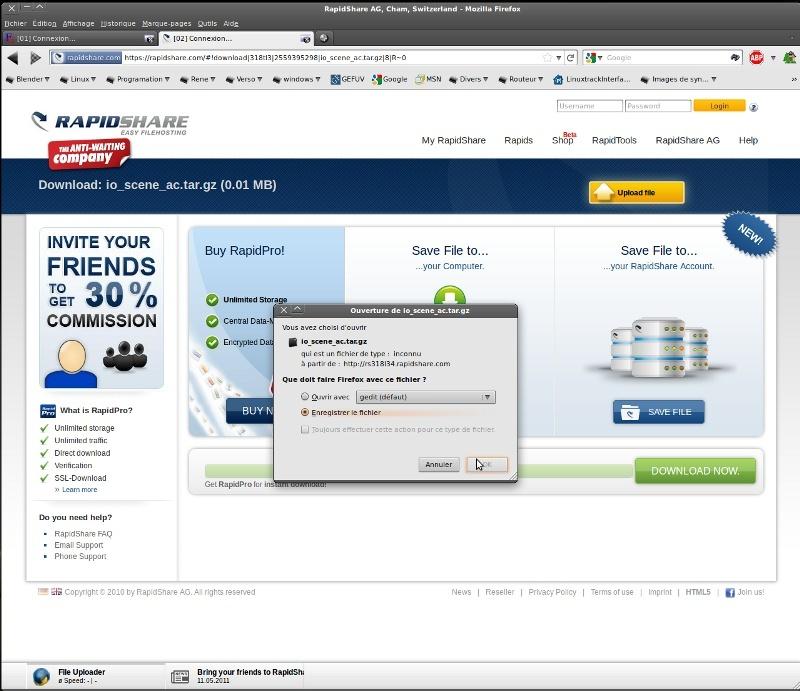 Importer/Exporter des .ac dans Blender 2.5.... cela vous tente ? 510