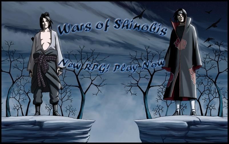 Wars of Shinobis