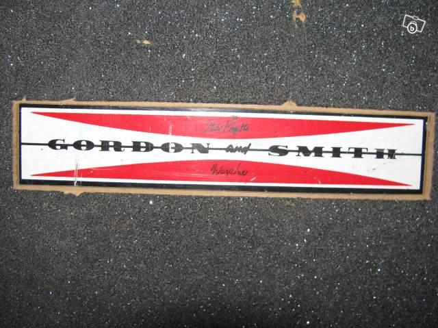 [vente] Skate Gordon & Smith de 1970 24240510