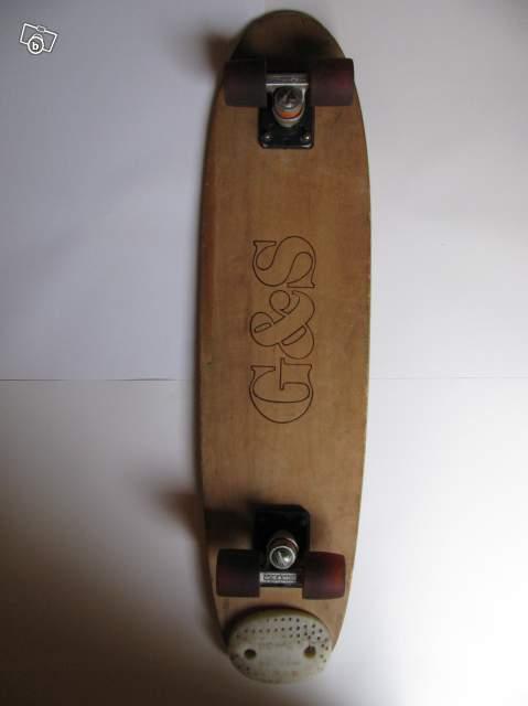 [vente] Skate Gordon & Smith de 1970 24337910