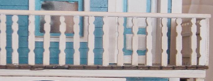 Westernstadt für LGB Balkon11