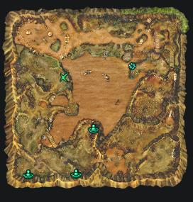 Conseguir mapa Lago Azul (misión estatua nv. 110) Estatu10