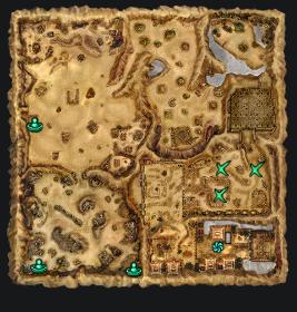 TIERRA HELADA (Situaciones del mapa) Seisho10