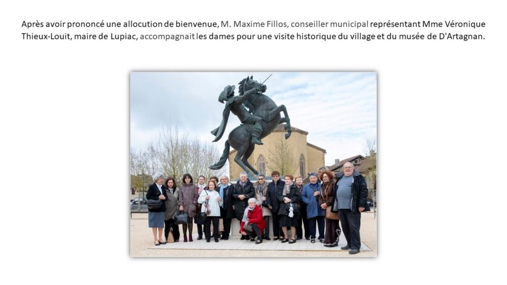 Assemblée Générale 2019 à Lupiac - section Gers Général André Mengelle Diapos13