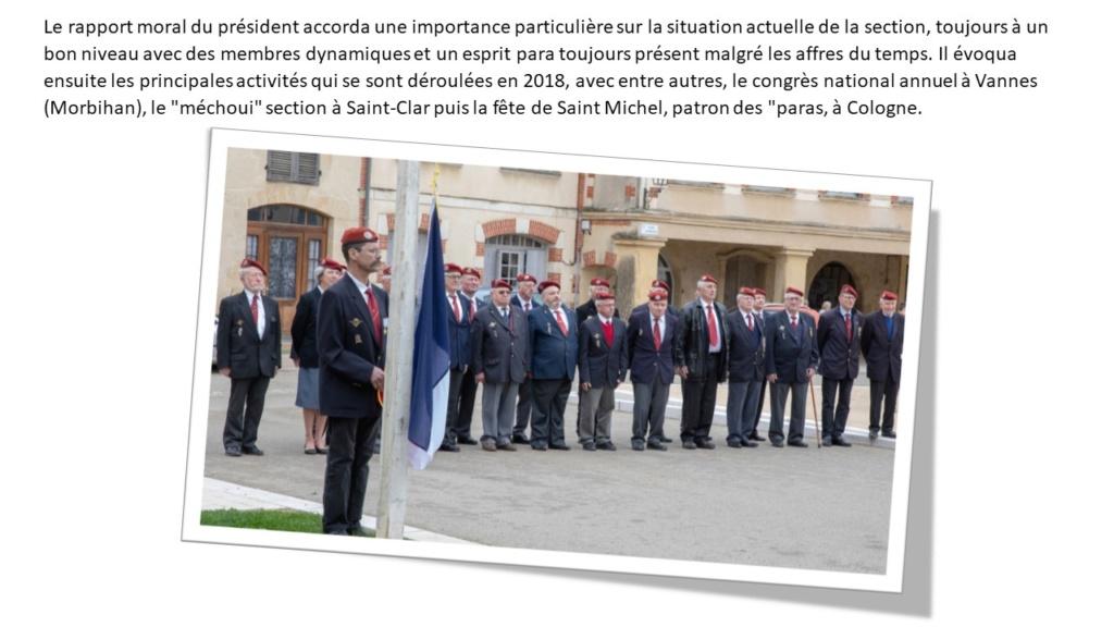 Assemblée Générale 2019 à Lupiac - section Gers Général André Mengelle Diapos15
